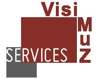 Logo Visimuz Services